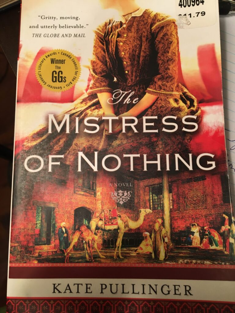 Book Review: Mistress of Nothing