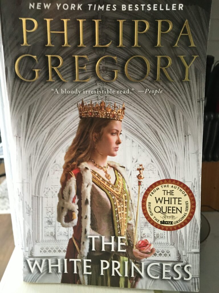 The White Princess by Philippa Gregory